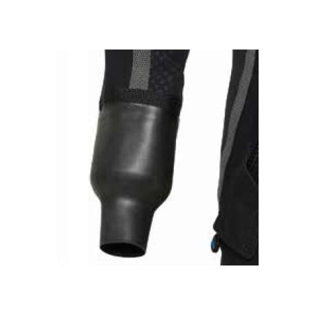 Shorten Drysuit Arms (0 - 5.0 cms)