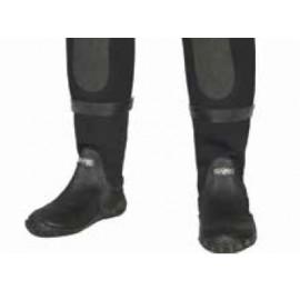 Shorten Drysuit legs (2.5 - 10.0 cms)